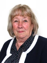 Profile image for Councillor Pat Bosworth